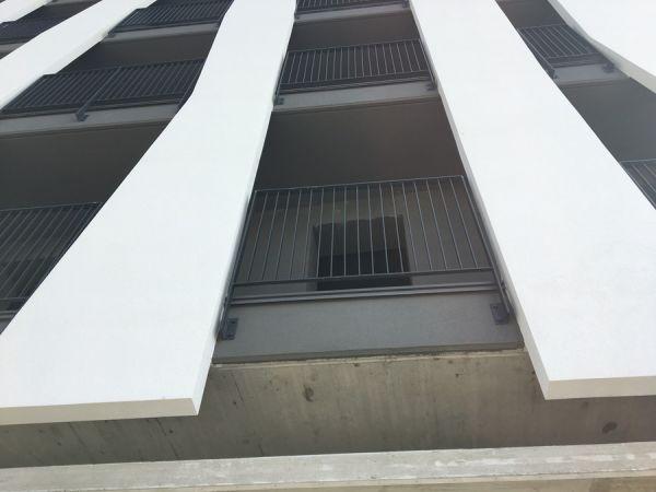 Impermeabilizzanti Volteco per i balconi del Blanco Hotel, Castellaneta Marina