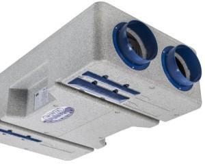 Nuova linea di unità di ventilazione meccanica controllata