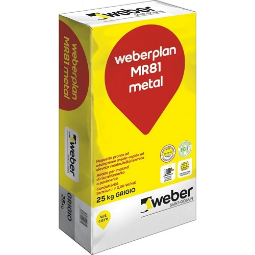 weberplan MR81 metal