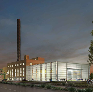 Beloit College Powerhouse premiato al world architecture festival
