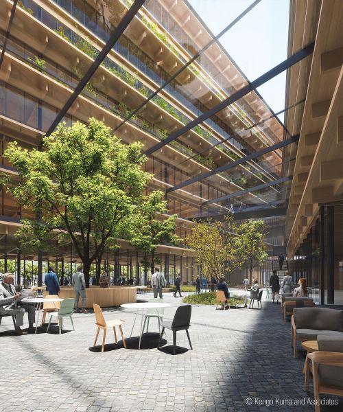 Gli uffici Welcome a Milano, oltre lo spazio di lavoro