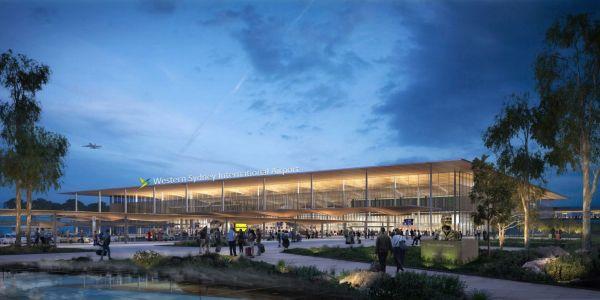 Western Sydney Airport firmato ZHA