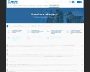 Da Mapei nuovo tool per la corretta prescrizione del calcestruzzo