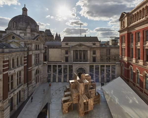 Wood Awards, i progetti più belli in legno di latifoglia americano. Multiply, vincitore Small Project