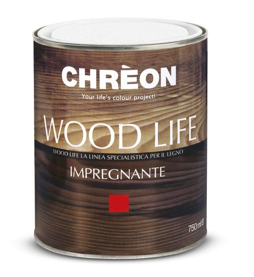 Wood life hydro vernice e impregnante for Impregnante per legno esterno prezzi