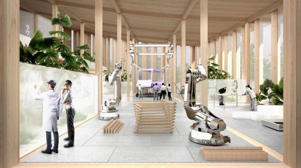 woven-city: città intelligente e laboratorio di ricerca