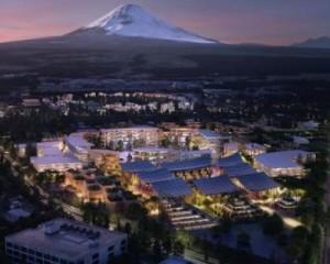 Toyota Woven City: il progetto visionario di smart city del futuro