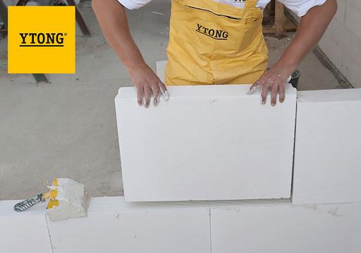 Blocchi YTONG per murature interne ed esterne
