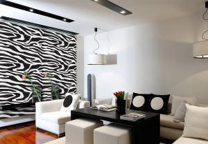 PITTURA ALL'ACQUA – ZEBRA 1