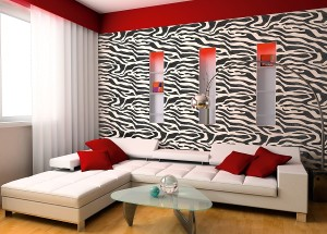 PITTURA ALL'ACQUA – ZEBRA 3